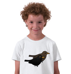 Birdorable Blackbirds T-Shirt