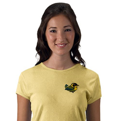 Birdorable Gold-ringed Tanagers T-Shirt