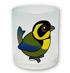 Birdorable Gold-ringed Tanager Mug