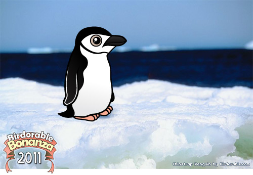Birdorable Chinstrap Penguin