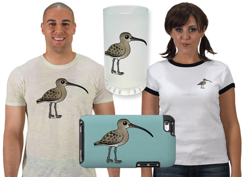 Birdorable Eurasian Curlew sample products