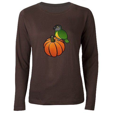 Senegal Parrot Halloween design