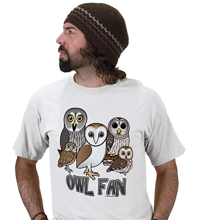 Birdorable Owl Fan