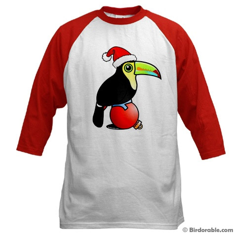 Birdorable Toucan Santa