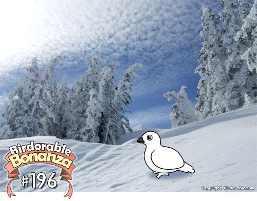 Cute Birdorable Willow Ptarmigan