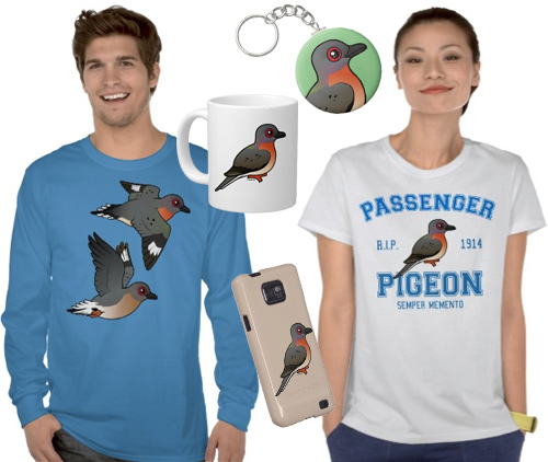 Passenger-Pigeon-Products