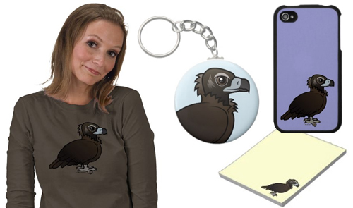 Birdorable Cinereous Vulture gifts