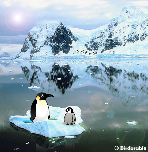Birdorable Emperor Penguin