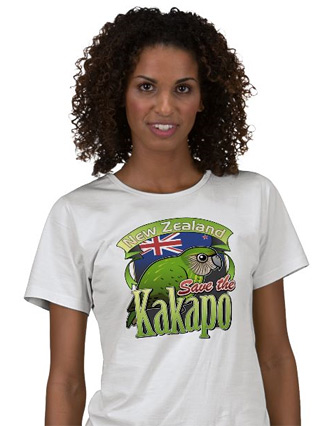 Birdorable New Zealand Kakapo T-Shirt