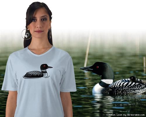 common loon cartoon. Birdorable Common Loon