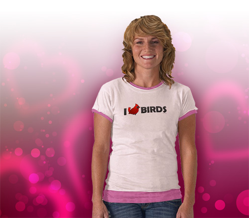 Birdorable I Love Birds