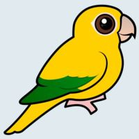 View more information about Golden Parakeet