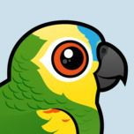 Blue-fronted Parrot