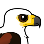 Birdorable African Fish-Eagle