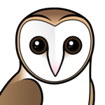 Birdorable Barn Owl
