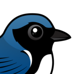 Birdorable Black-throated Blue Warbler