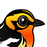 Birdorable Blackburnian Warbler