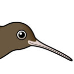 Birdorable Brown Kiwi