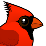 Birdorable Northern Cardinal
