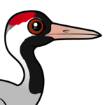 Birdorable Common Crane