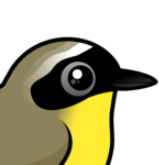 Birdorable Common Yellowthroat