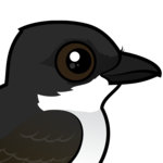 Birdorable Eastern Kingbird