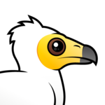 Birdorable Egyptian Vulture