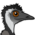 Birdorable Emu