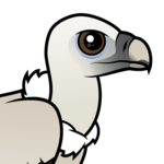 Birdorable Himalayan Vulture