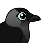 Birdorable Jackdaw