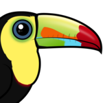 Birdorable Keel-billed Toucan