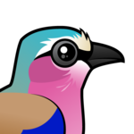 Birdorable Lilac-breasted Roller