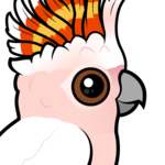 Birdorable Pink Cockatoo