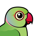 Birdorable Rose-ringed Parakeet