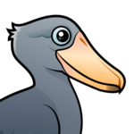 Birdorable Shoebill