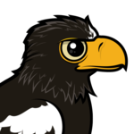 Birdorable Steller's Sea Eagle