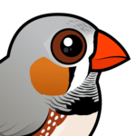 Birdorable Zebra Finch