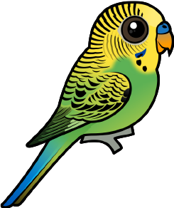 Birdorable Budgie