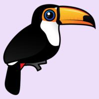 Birdorable Toco Toucan