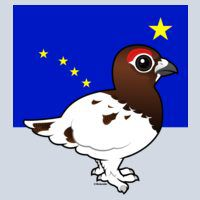 State Birdorable of Alaska: Willow Grouse