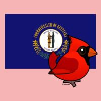 State Birdorable of Kentucky: Northern Cardinal