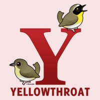 Y is for Yellowthroat