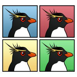 Four Color Rockhopper