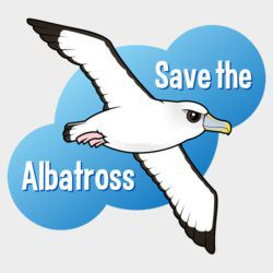 Save the Albatross (flight)