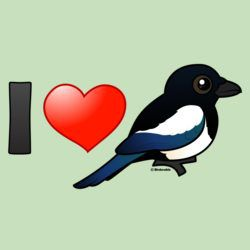 I Love Magpies