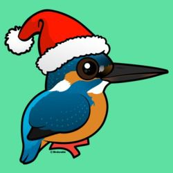 Santa Common Kingfisher