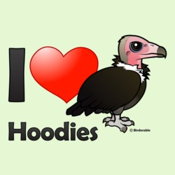I Love Hoodies