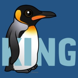 Jumbo King Penguin