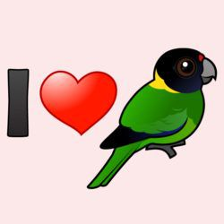 I Love Twenty-eight Parrots