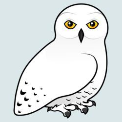 Birdorable Snowy Owl